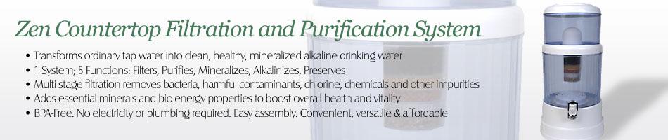 Zen Water Filtration