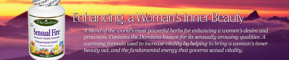 Womens Sensual Fire